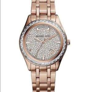 Michael Kors Kiley Rose Gold Watch